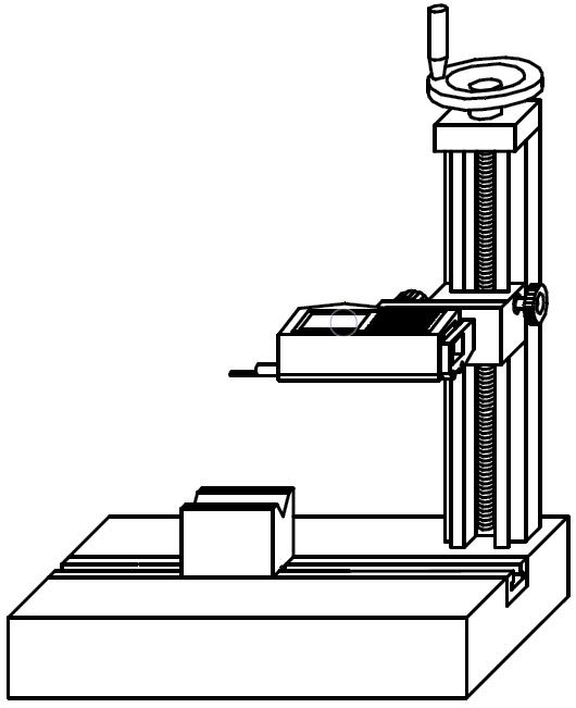 Измерительный штатив ТА1620 с мраморной плитой. Схема.png